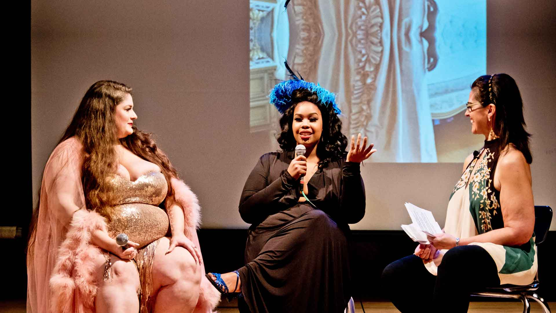 #S2E19 | Fat & Sexy with Carina Shero and Jezebelly